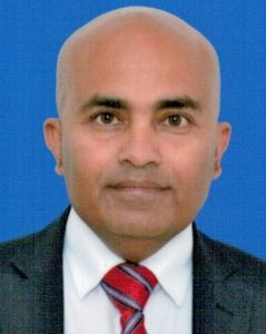Kumar Raj KHAREL Minister-Counsellor/DCM