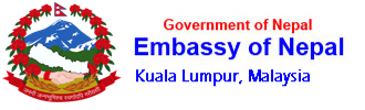Embassy of Nepal - Kuala Lumpur - Malaysia